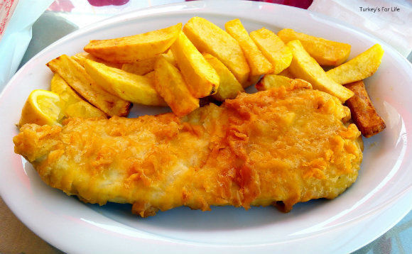 Charcoal Palace Fish And Chips