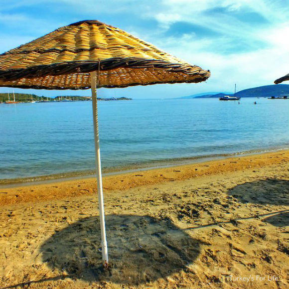 Gümbet Beach Umbrella
