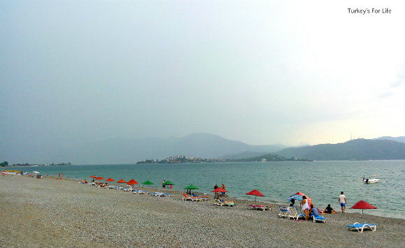 August Weather In Fethiye