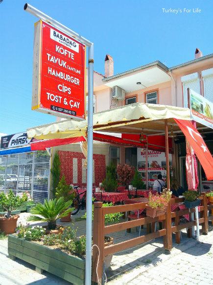 Babadağ Kafeterya