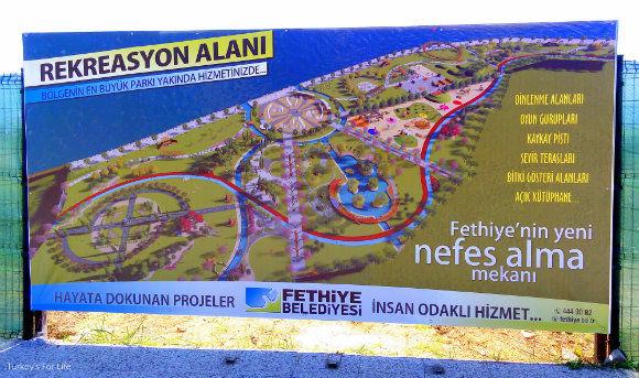 Fethiye Recreation Zone