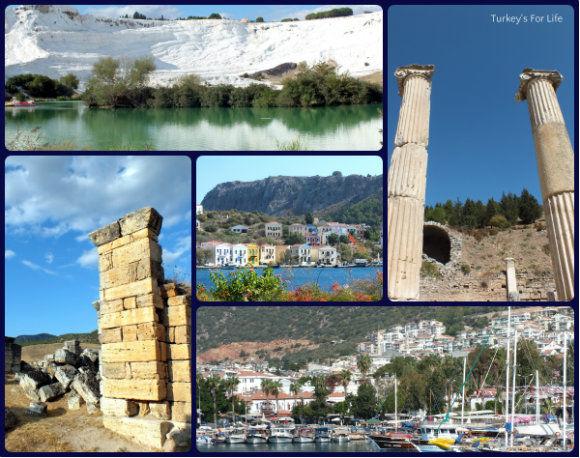 Southwest Turkey Road Trip Sites