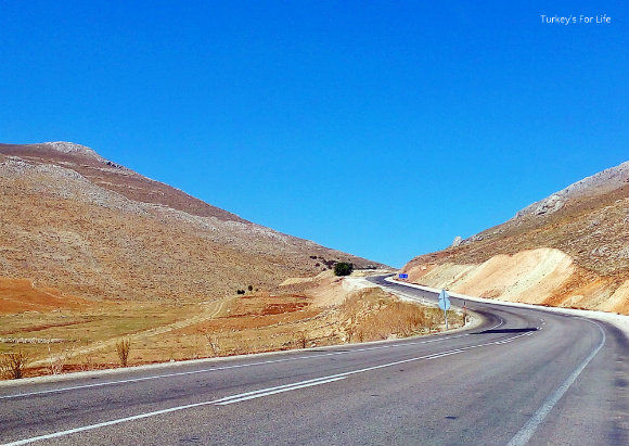 Yayla Roads In Turkey