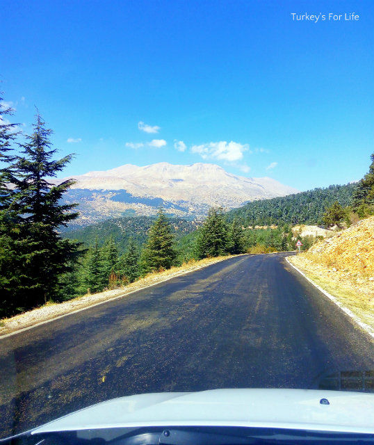 Southwest Turkey Road Trip
