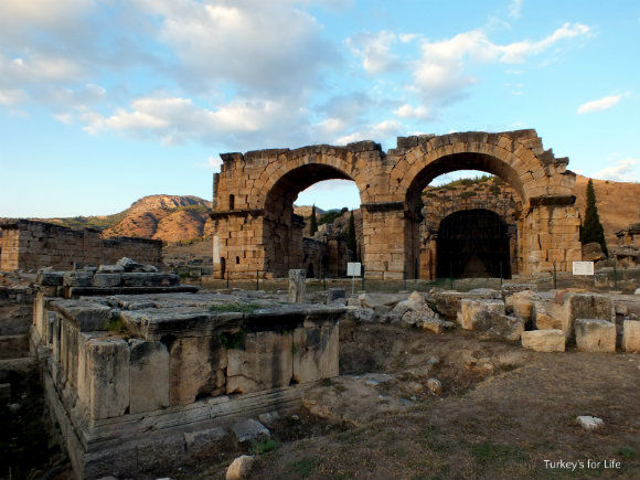Hierapolis Church Baths