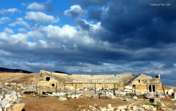 Hierapolis Great Theatre