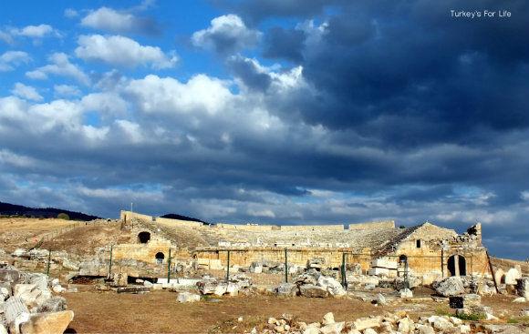 Hierapolis Great Theatre