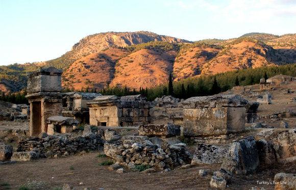 Tombs Of Hierapolis Necropolis