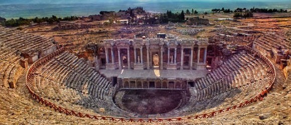 Hierapolis Of Phrygia – A Fascinating Ancient World Of Possibles And Maybes