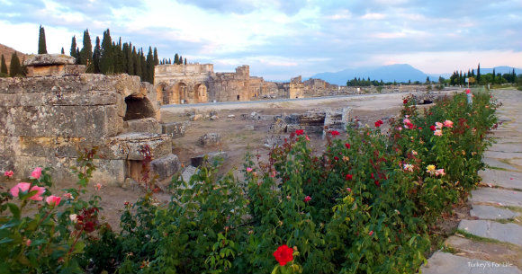 Leaving Hierapolis