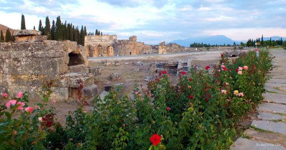 Leaving Hierapolis