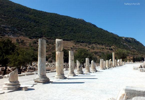 Ephesus Basilica Stoa