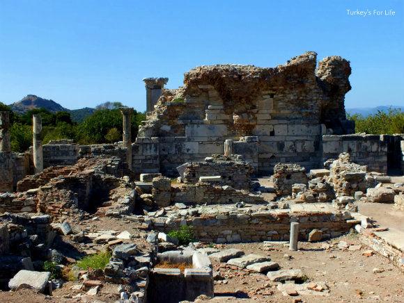 Ephesus Church Of Mary
