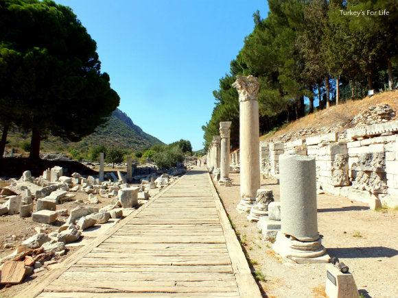 Ephesus Commercial Agora