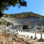 A Journey Through The Ancient Ruins Of Ephesus