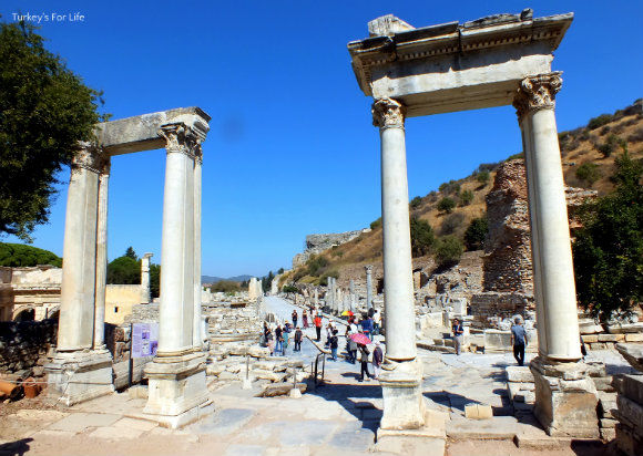 Ephesus Hadrian's Gate