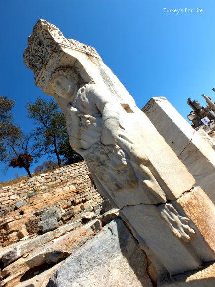 Ephesus Hercules Gate