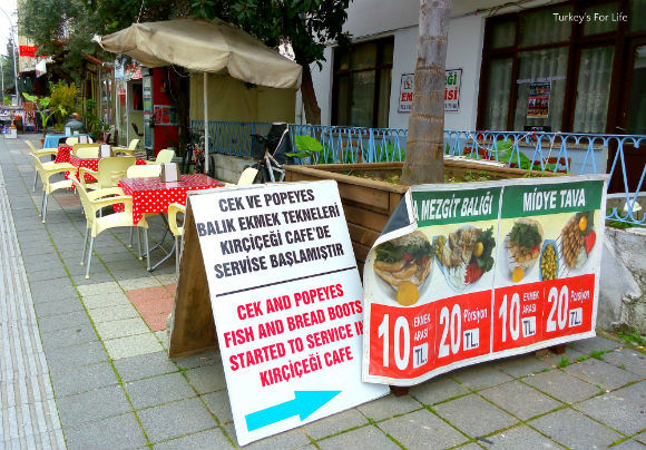 Kırçiçeği Cafe, Dispanser