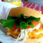 Kırçiçeği Cafe, Fethiye – Happy Fish Sandwich Familiarity