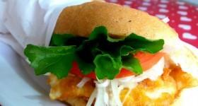 Kırçiçeği Cafe, Fethiye – Happy Fish Sandwich Familiarity