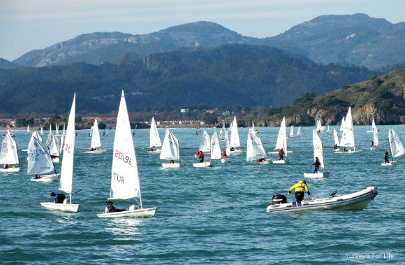 Turkish Sailing Federation Winter Cup