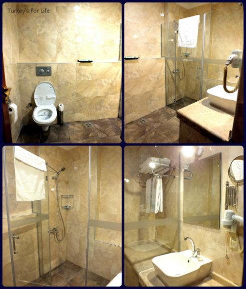1207 Boutique Hotel Bathroom