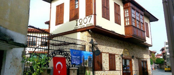 1207 Boutique Hotel, Kaleiçi – We Splashed Out In Antalya