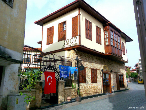 1207 Boutique Hotel, Antalya
