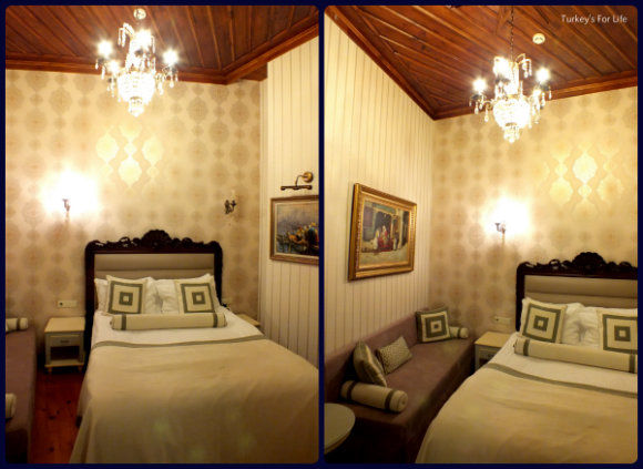1207 Boutique Hotel Double Room