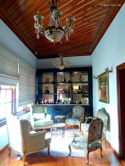 1207 Boutique Hotel Lounge