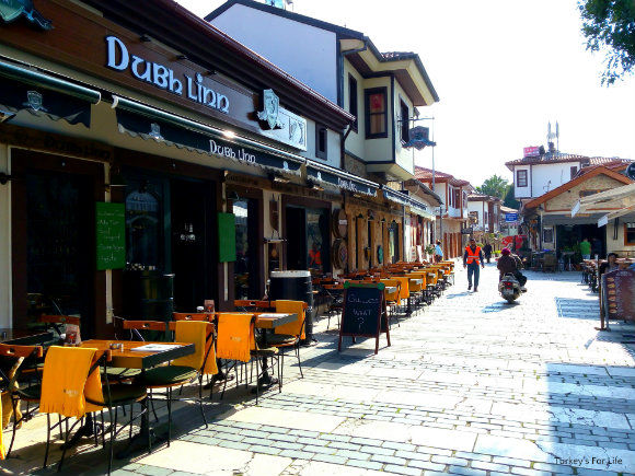 Dubh Linn Irish Pub, Kaleiçi, Antalya