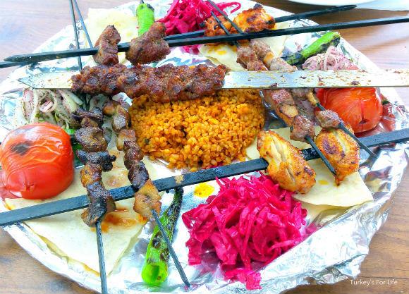 Babzen Kebab Mixed Kebab