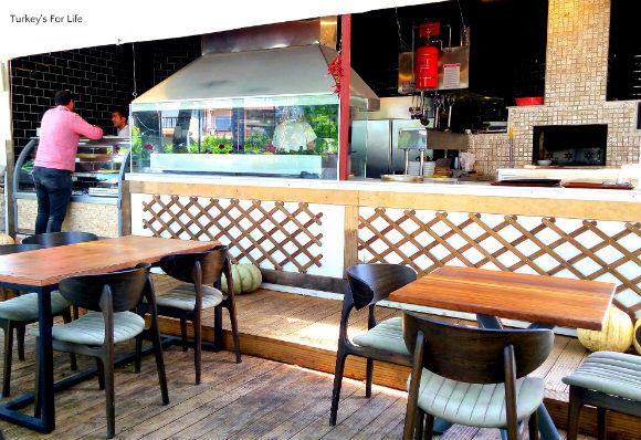 Babzen Kebab Open Kitchen