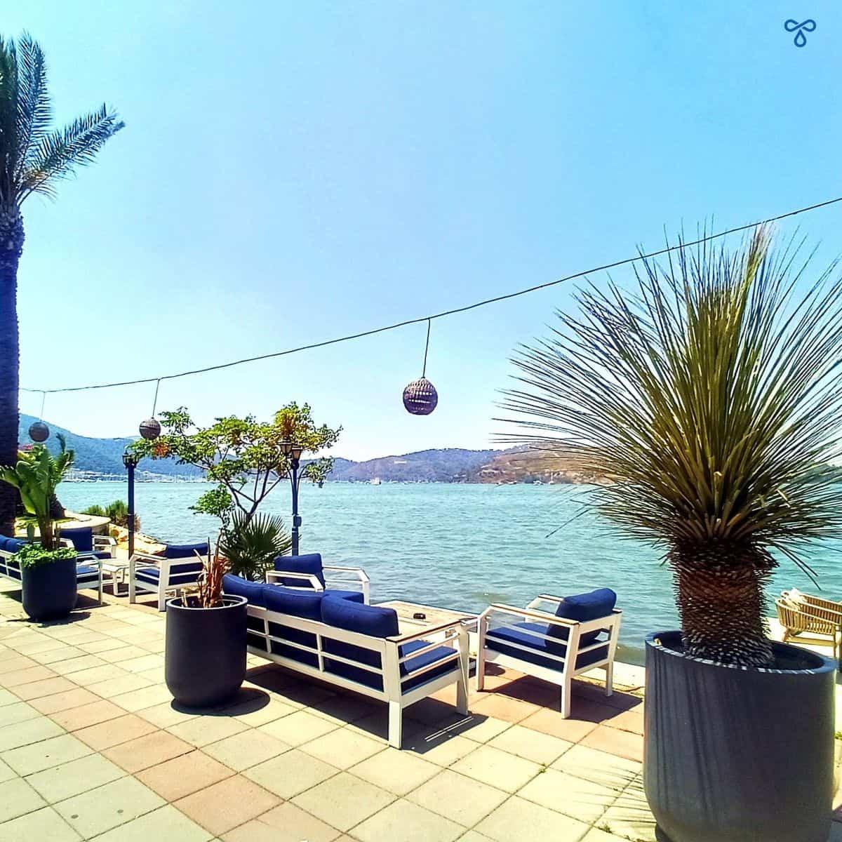 Boğaziçi Restaurnat In Summer