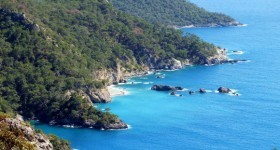 A Short Walk From Kayaköy To Cold Water Bay – It's Worth Your Effort