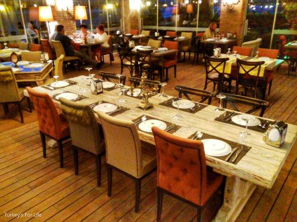 Denizatı Restaurant, Fethiye