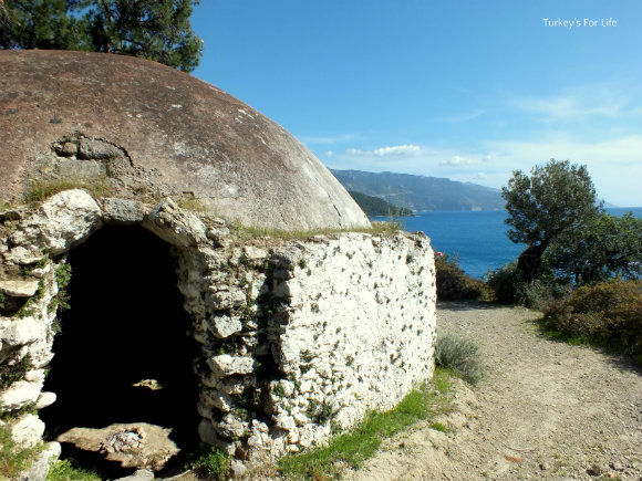 Ottoman Cistern At Cold Water Bay