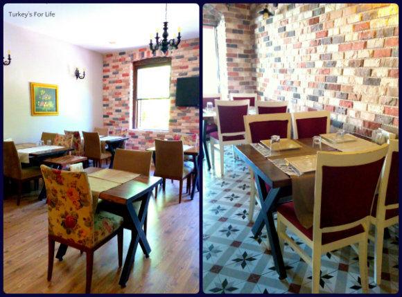Inside Fethiye Paşa Kebap