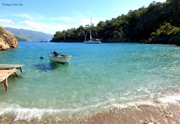 Cold Water Bay