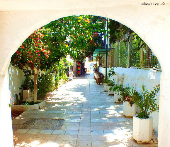 Explore Bodrum Centre