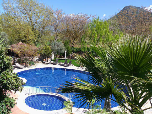 Günay's Garden Swimming Pool