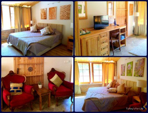 Günay's Garden Hotel Rooms