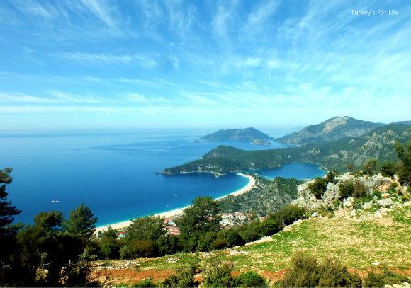 Ovacık To Faralya Lycian Way