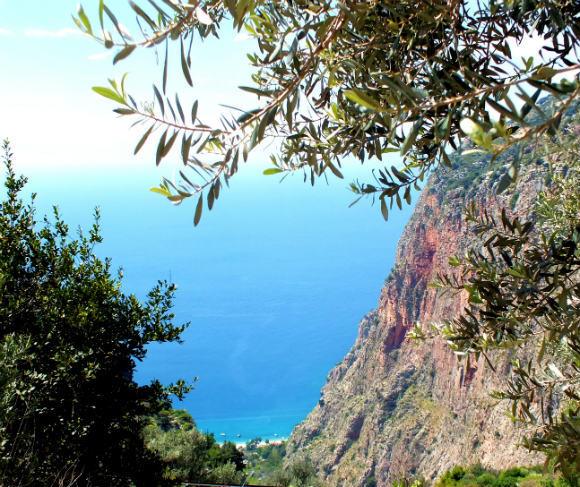 Faralya Hiking Views