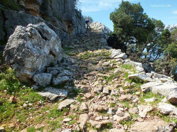 Footpath From Ovacık To Faralya