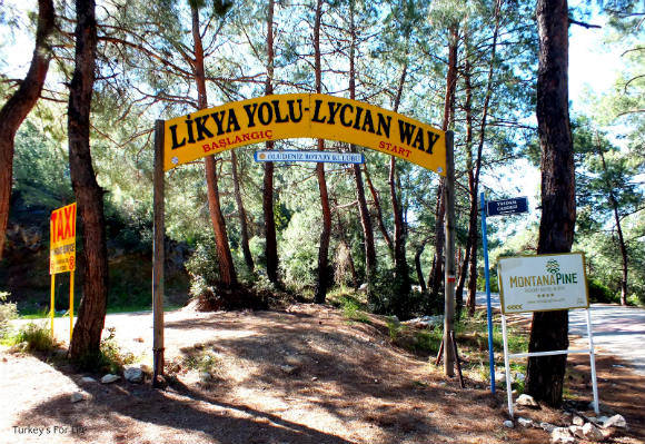 Lycian Way Start Point