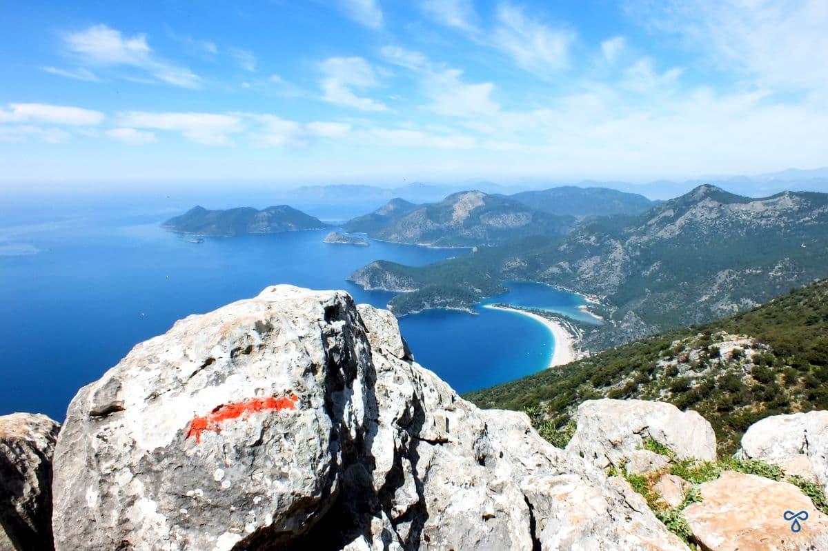 Ovacık To Faralya Lycian Way Views