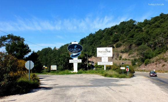 Lycian Way Entrance, Ovacık