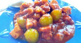 Erik Tavası Recipe – Turkish Cooking With Seasonal Fruit