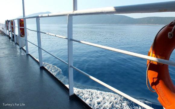 Kemal Reis Bodrum Datça Ferry